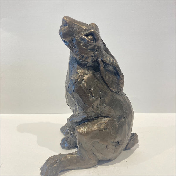 Moongazing Hare | Bronze