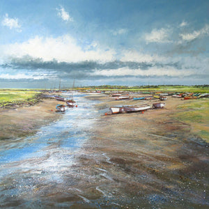 Morston Creek, Norfolk