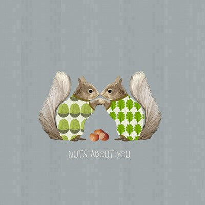 Nuts About You | Love