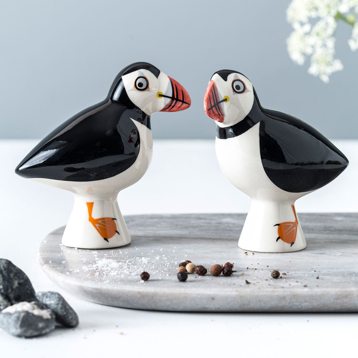 Puffin Salt & Pepper