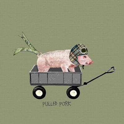 Pulled Pork | Humorous