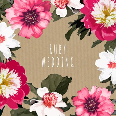 Ruby Wedding | Love