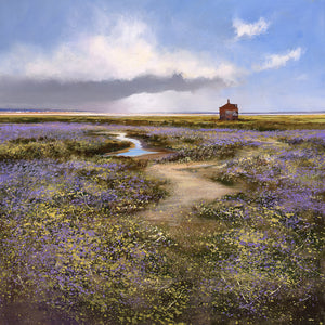 Michael Sanders | The Watch House at Blakeney | Limited Edition Print | Free Shipping