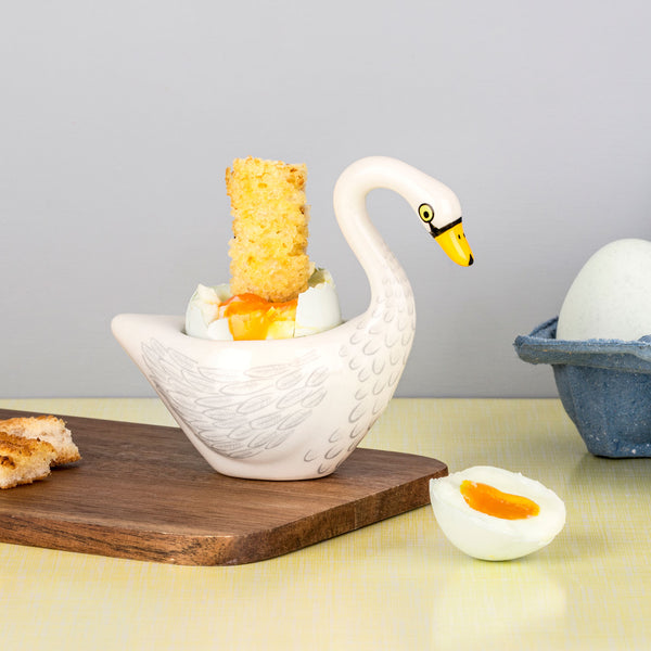 Swan Egg Cup