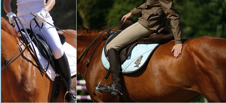 Women's Soft Breathable Riding Breeches