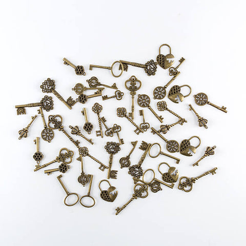 Craft Buddy Metal Charm Embellishments