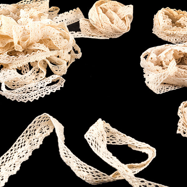 Craft Buddy 20m Vintage Crochet Lace