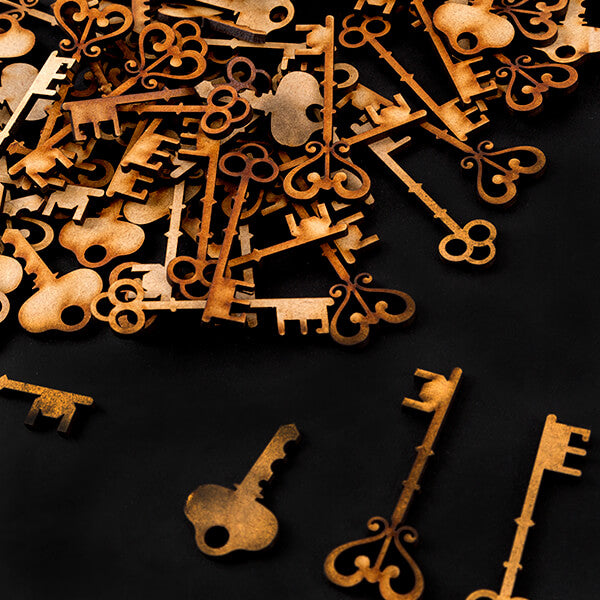 Lynette Jasper MDF Keys - Set of 75