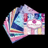 "Sparkling Moments 6x6"" Backing Paper Collection"