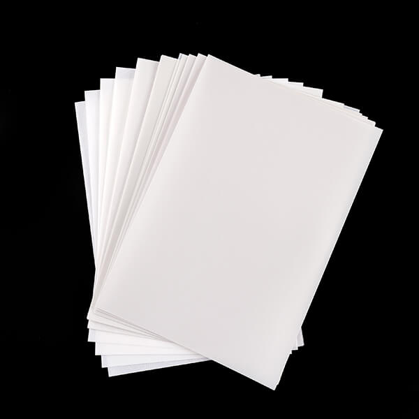 Dawn Bibby Set of 40 A4 Neutral Vellum Pack