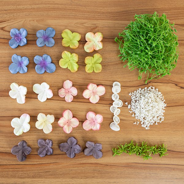 Forever Flowerz Happy Hydrangeas Bumper Kit
