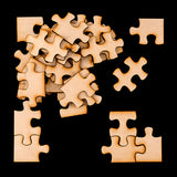 Lynette Jasper MDF Mini Puzzle Tiles - Set of 64
