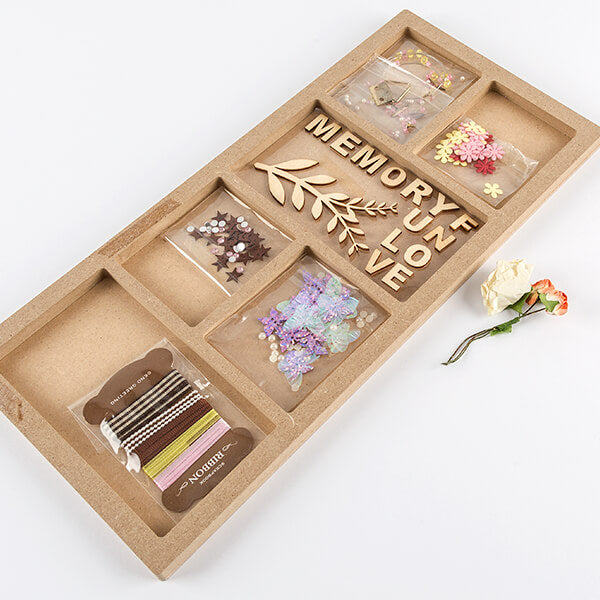 Set of MDF Photo Display Kit
