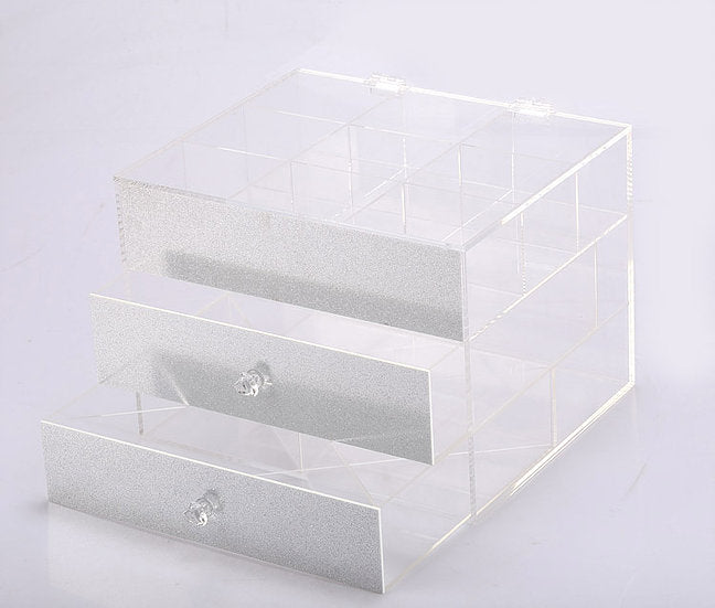 Designer Craft Storage Box Organiser - Large (30 x 25 x 25 cm)