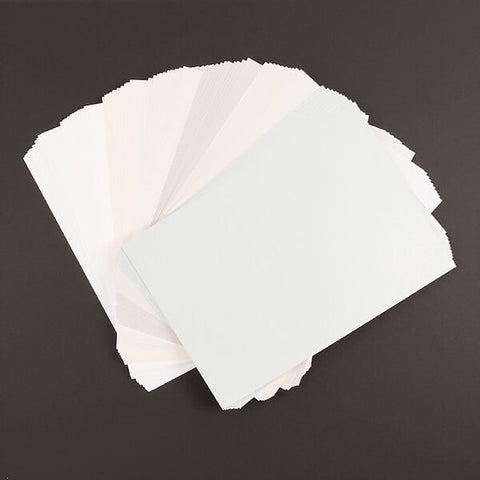 Double Sided Luxury Shimmer Card Stock (70 X A4 sheets) - Neutrals