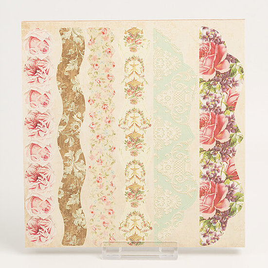Treasure Chest Summer Paper Pack