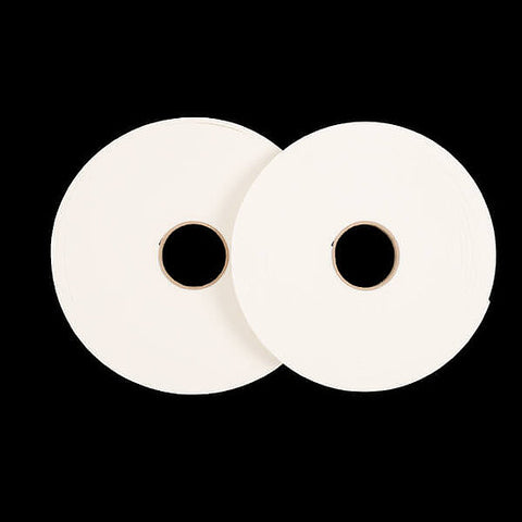 1 x 25meters x 3mm - White 3D Double Sided Jumbo Foam Tape