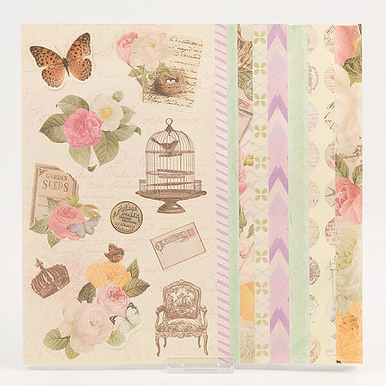 Vintage Dreams - Vintage Paper Collection (DB-PP04)