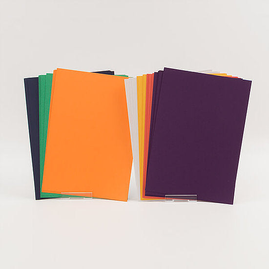 40 x A4 Bright Cardstock