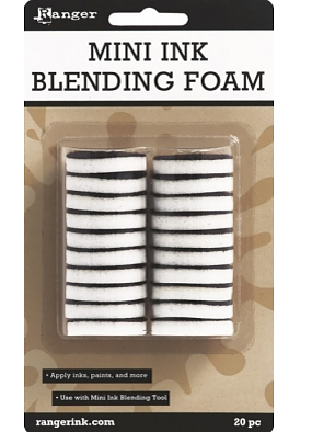 BS Blending Replacement Foams 1 inch 20 pieces