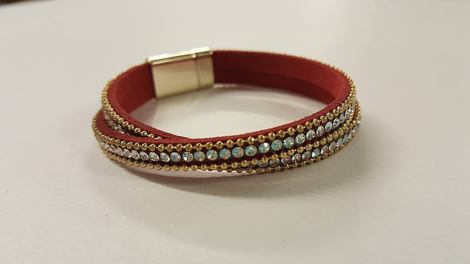 California Bracelet Kit - Ruby