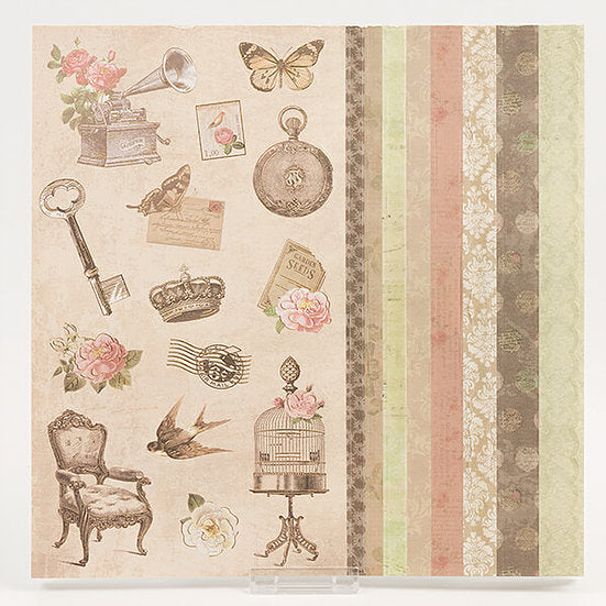 Vintage Memories - Vintage Paper Collection (DB-PP05)