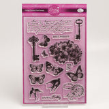 Vintage Dreams Clear Stamp Set (DBS07)