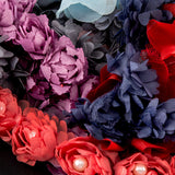 Craft Buddy 10 Yards of Assorted Flower Trim