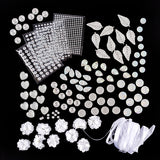 Colour Me Up Embellishment Set - 119 Elements