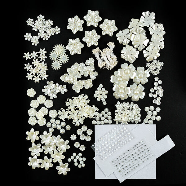 Create A Flower Pearl Collection - Creates 280 Flowers