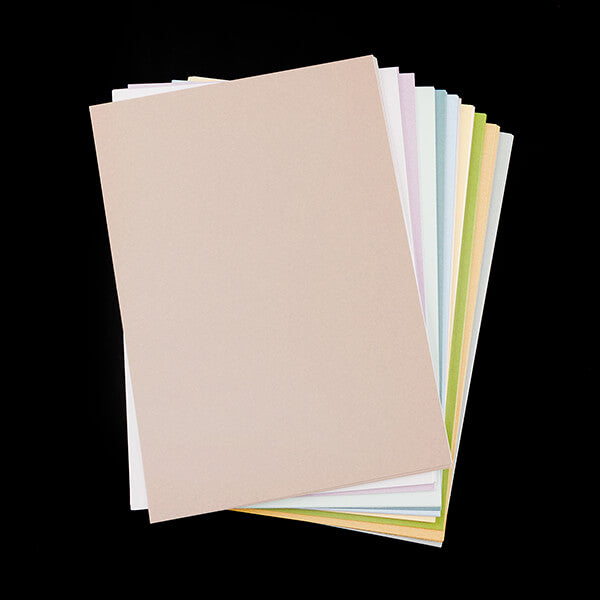 36 Sheets of Assorted Centura Pearl