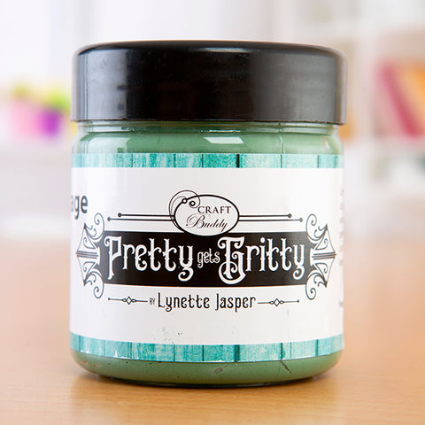 Pretty Gets Gritty - Gritty Vintage Paste – Crock (150ml)