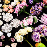 Floral Embellishment Explosion Collection