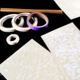 Festive Accessories Kit with 5 x A5 Stencils