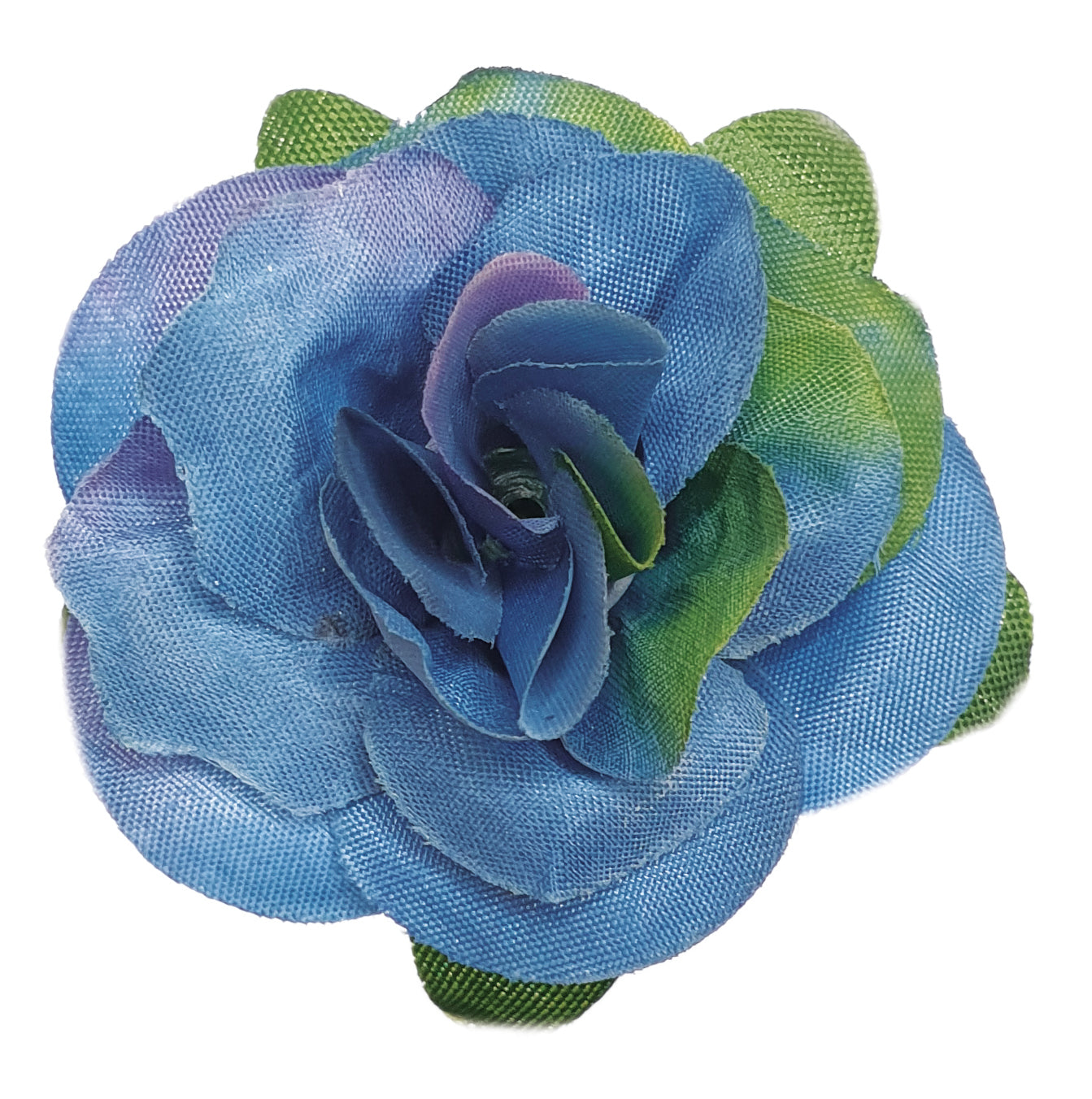 Flower Making Kit - Romantic Roses - BLUE - FF05BL
