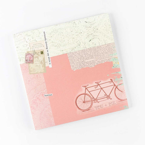 "Craft Buddy 8x8"" Paper Pad - Designs May Vary"