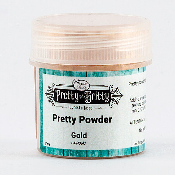 Lynette Jasper Pretty Powder - Gold