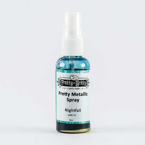 Lynette Jasper Metallic Shimmer Spray - Nightfall