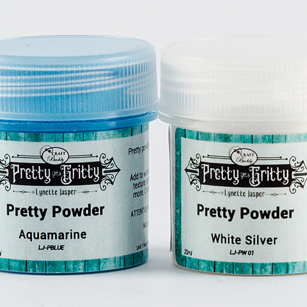 Lynette Jasper Pretty Powder Complete Collection - 20ML Each