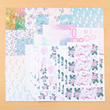 Unicorn Paper Pack - 42 Background and Topper Sheets