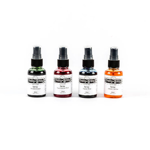 Lynette Jasper Mixed Media Sprays - Set of 4