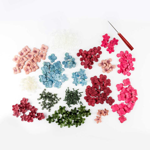 Rose Flower Making Kit with Tool - Makes 200 Roses + Tools