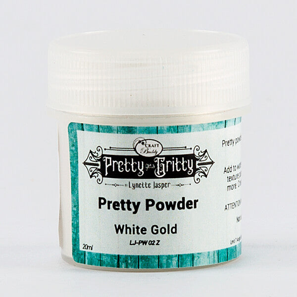 Lynette Jasper Pretty Powder - White Gold