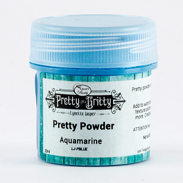 Lynette Jasper Pretty Powder - Aquamarine