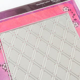 Triple Diamond Lattice Background 2 Dies Set