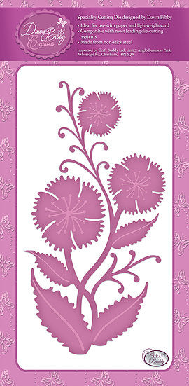 Country Garden Flourish Die Set (DBD05)