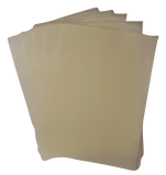 5 x A4 Masking Sheets - Low Tack