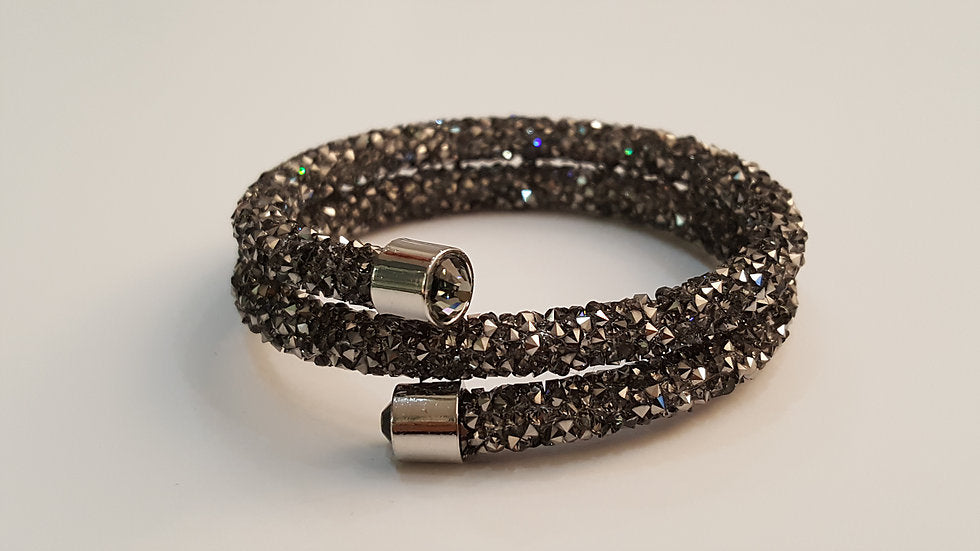 Gun Metal - Shimmer Bracelet Making Kit (DBJ-01GM)