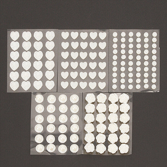 Self Adhesive Peal Embellishment Assortment