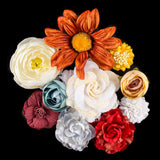 Floral Embellishment Grab Bag - Choose from 8 designs
